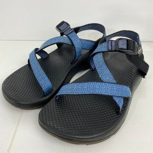 Chaco Z1 Classic Blue Womens Size 8 Wide